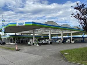 Bavaria Petrol Tankstelle